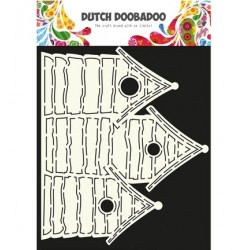 Dutch Doodaboo Dutch CARD ART BEACHHOUSE