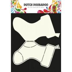 Dutch Doodaboo Dutch CARD ART STOCKINGS