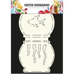 Dutch Doodaboo Dutch CARD ART FISHBOWL