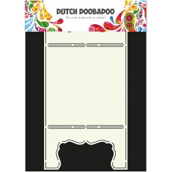 Dutch Doodaboo CARD ART WINDOW