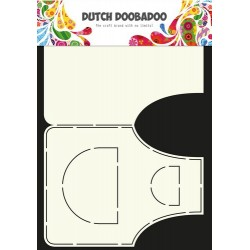 Dutch Doodaboo CARD ART APRON