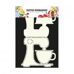Dutch Doodaboo CARD ART KITCHEN AID