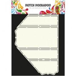 Dutch Doodaboo CARD ART STAND UP