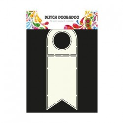 Dutch Doodaboo ENVELOPE ART BOTTLE LABEL 2