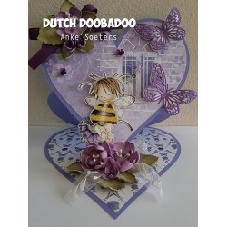 Dutch Doodaboo CARD ART EASEL CARD