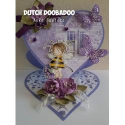 Dutch Doodaboo CARD ART EASEL CARD