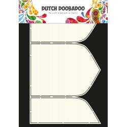 Dutch Doodaboo CARD ART TRIPTYCH 3