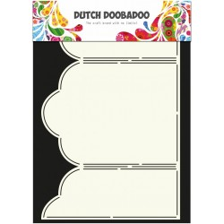 Dutch Doodaboo CARD ART triptech