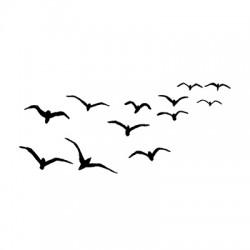 Lavinia Stamps Birds
