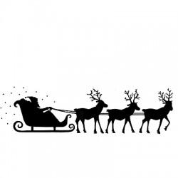 Lavinia Stamps Christmas Night