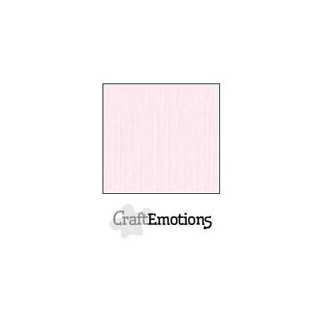 Linen Cardstock rose pale