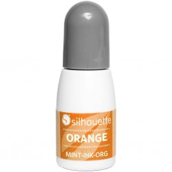 SILHOUETTE MINT Encre Orange
