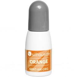 SILHOUETTE MINT Encre Orange