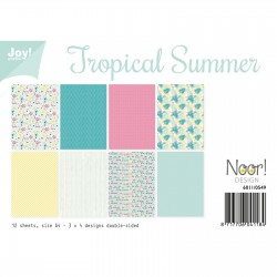 JOYCRAFTS! PAPER TROPICAL SUMMER