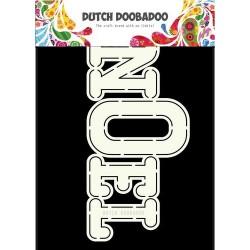 Dutch Doodaboo CARD ART NOEL