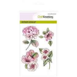 Clear Stamps Hibiscus