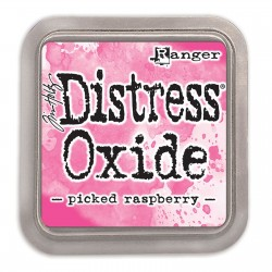 DISTRESS OXIDE PICKED RASPBERRY
