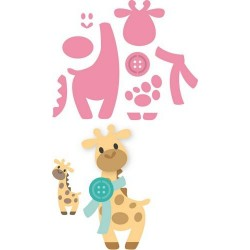 Marianne D Collectable ELINES GIRAFFE