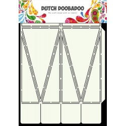 Dutch Doodaboo Dutch BOX ART SELFCLOSING BOX A4