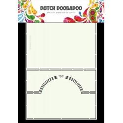 Dutch Doodaboo Dutch CARD ART  EASEL CIRCLE A4