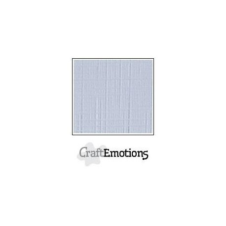 Linen Cardstock diamond white