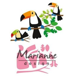 MARIANNE DESIGN COLLECTABLES ELINES TOUCAN