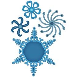 SPELLBINDERS Shapeabilities Snowflakes