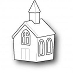MEMORY BOX Country Church