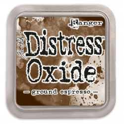 PRE-ORDER Tim Holtz distress oxide Ground Espresso
