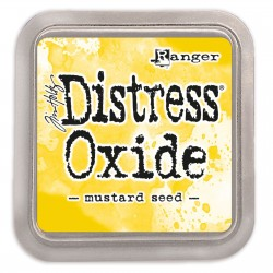PRE-ORDER Tim Holtz distress oxide Mustard Seed