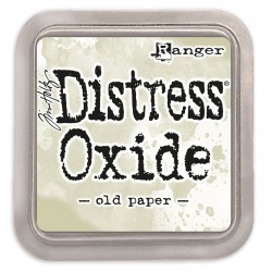 PRE-ORDER Tim Holtz distress oxide Old Paper