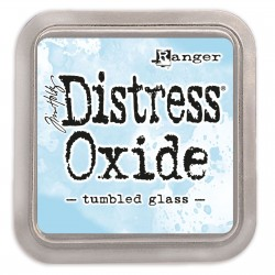 PRE-ORDER Tim Holtz distress oxide Tumbled Glass