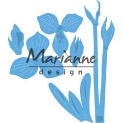 MARIANNE DESIGN CREATABLES Petra's Amaryllis