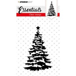 STUDIO LIGHT CLEAR STAMPS A7 Essentials 297 Christmas