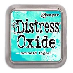 Tim Holtz distress oxide Mermaid Lagoon