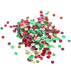 NEAT & TANGLED CLASSIC CHRISTMAS SEQUINS