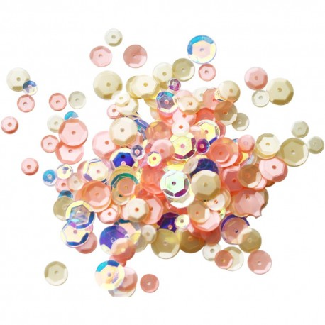 NEAT & TANGLED SHERBET SEQUINS