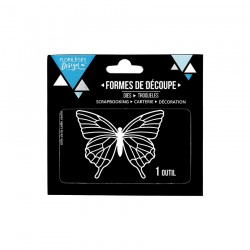 OUTIL DE DECOUPE grand Papillon