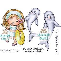 La La Land Crafts OCEANS OF JOY
