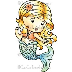 La La Land Crafts MERMAID MARCI