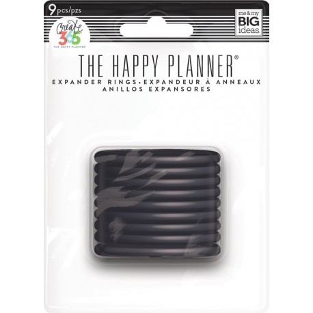 ME 6 MY BIG IDEAS HAPPY PLANNER DISCS BIG BLACK