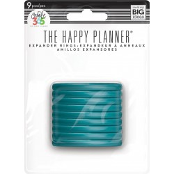 ME 6 MY BIG IDEAS HAPPY PLANNER DISCS BIG TEAL