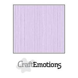 Linen Cardstock Lavender Pastel