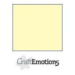 Linen Cardstock Light Yellow