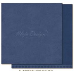 MAJA DESIGN Shades of Denim dark blue