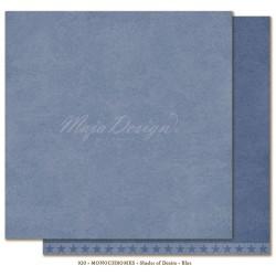 MAJA DESIGN Shades of Denim BLUE