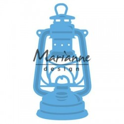 MARIANNE DESIGN Creatables HURRICANE LAMP