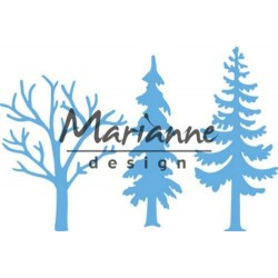 MARIANNE DESIGN Creatables FOREST TREES