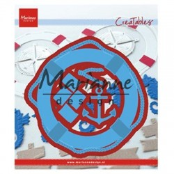 MARIANNE DESIGN Creatables NAUTICAL SET