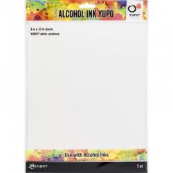 Tim Holtz Alcohol Ink Yupo paper